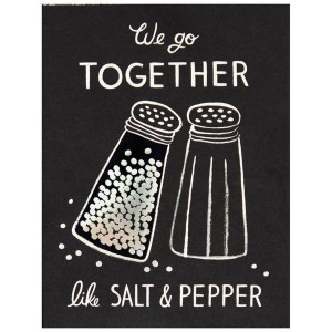 Salt and Pepper | Pinterest