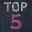 Kiwis Top 5