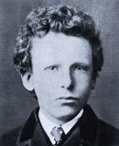 Vincent van Gogh. Age 13. 1866