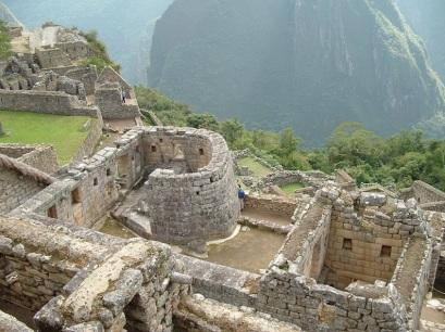 Stone walls of Machu | Wikimedia.org