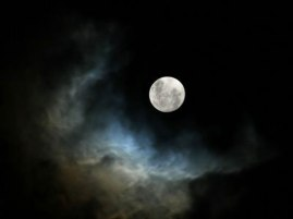 Moon at Night | Weaving Poetry